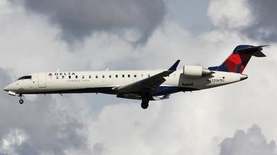 N633SK - Bombardier CRJ-701ER - Delta Connection (SkyWest Airlines)