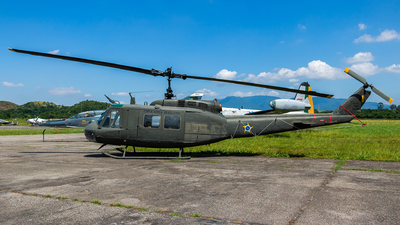 FAB8668 - Bell UH-1H Iroquois - Brazil - Air Force