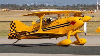 VH-PFX - Pitts S-1S Special - Private