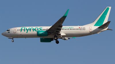 TC-AAT - Boeing 737-82R - Flynas
