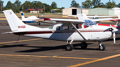 VH-XGD - Cessna U206G Stationair - Private