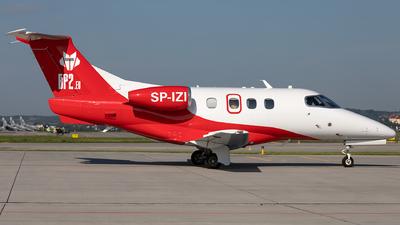 SP-IZI - Embraer 500 Phenom 100 - Private