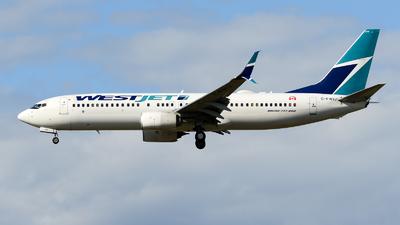 C-FWIJ - Boeing 737-8CT - WestJet Airlines