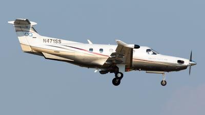 N471SS - Pilatus PC-12/47 - Boutique Air