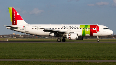 CS-TNK - Airbus A320-214 - TAP Air Portugal