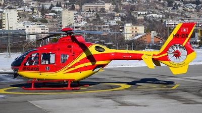 HB-ZIR - Eurocopter EC 135T1 - Air-Glaciers