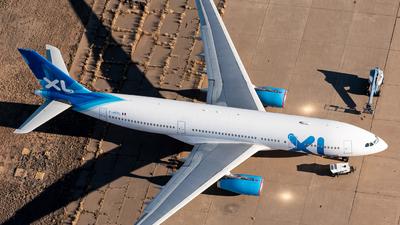 F-HXXL - Airbus A330-243 - XL Airways France