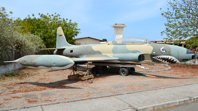 FAE621 - Lockheed T-33A Shooting Star - Ecuador - Air Force