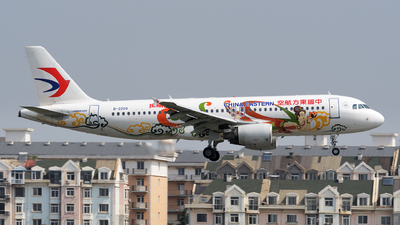 B-2209 - Airbus A320-214 - China Eastern Airlines