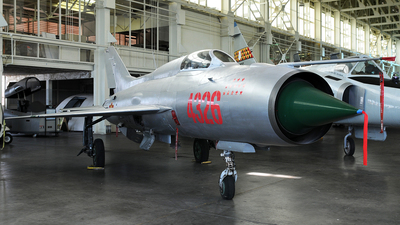 4326 - Mikoyan-Gurevich MiG-21PF Fishbed - Czechoslovakia - Air Force