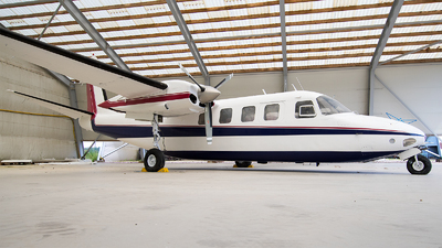 ES-ACO - Aero Commander 680FL - Private