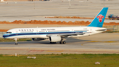B-2812 - Boeing 757-28S - China Southern Airlines