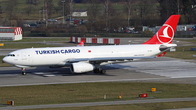 TC-JOY - Airbus A330-243F - Turkish Airlines Cargo