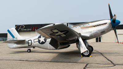 NL1751D - North American P-51D Mustang - Private