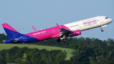 HA-LTG - Airbus A321-231 - Wizz Air