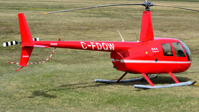 C-FDQW - Robinson R44 Clipper II - Private