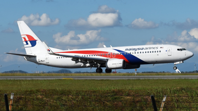 A picture of 9MMXF - Boeing 7378H6 - Malaysia Airlines - © Vicknesh PS