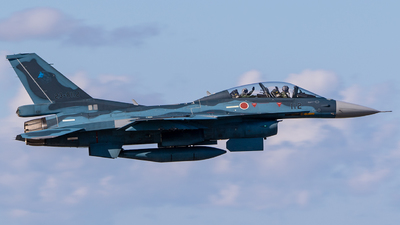 23-8112 - Mitsubishi F-2B - Japan - Air Self Defence Force (JASDF)