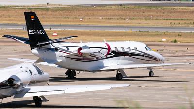 A picture of ECNCJ - Cessna 560 Citation XLS+ - [5606029] - © Enrique Rubira