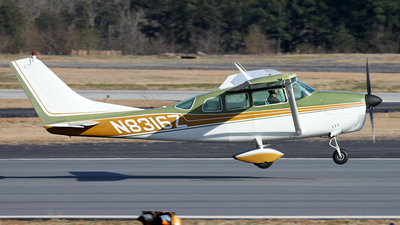 A picture of N8316Z - Cessna 2105 - [2050316] - © Kevin Porter