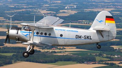 D-FONL - Antonov An-2T - Private