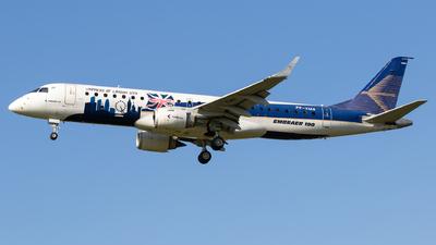 PP-XMA - Embraer 190-100STD - Embraer