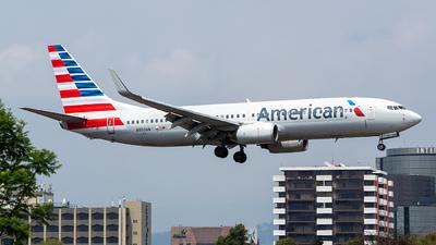 N959AN - Boeing 737-823 - American Airlines