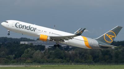 A picture of DABUA - Boeing 767330(ER) - Condor - © 1428_Pilot
