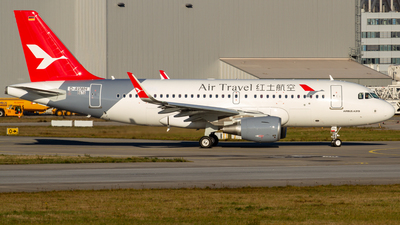 A picture of DAVWH - Airbus A319 - Airbus - © Martin Fester