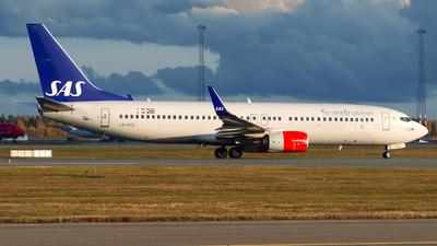 A picture of LNRGE - Boeing 73786N - SAS - © Laszlo Fekete