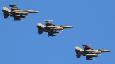 88-0174 - Lockheed Martin F-16DM Fighting Falcon - United States - US Air Force (USAF)