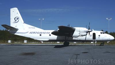 CU-T1428 - Antonov An-26B-100 - Aerogaviota