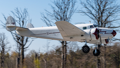 NC14999 - Lockheed 12A Electra Junior - Private