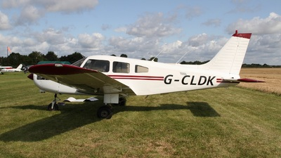 G-CLDK - Piper PA-28-161 Cherokee Warrior II - Private