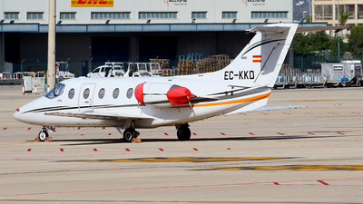 EC-KKD - Raytheon Hawker 400XP - Gestair Private Jets