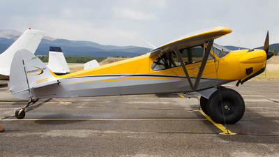 N56XC - Cub Crafters CarbonCub EX - Private