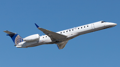 A picture of N11199 - Embraer ERJ145XR - United Airlines - © Yixin Chen