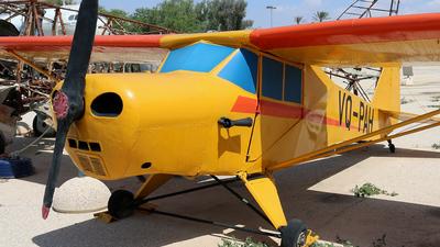 VQ-PAH - Taylorcraft Cub - Private