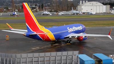 N7204U - Boeing 737-7 MAX - Southwest Airlines