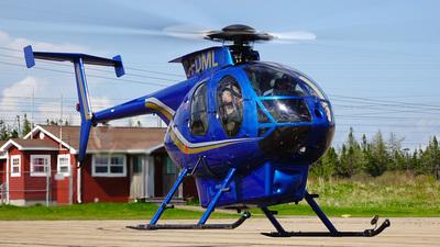 C-FDML - Hughes 369E (500E) - Canada - Nova Scotia Department of Natural Resources