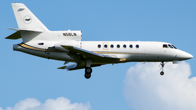 N56LN - Dassault Falcon 50 - Private