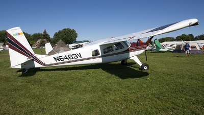 N6463V - Helio H295 Courier - Private