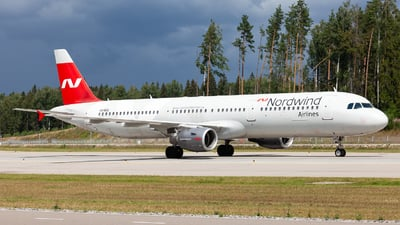 A picture of VQBOE - Airbus A321211 - Nordwind Airlines - © Marianna Rychkovskaia