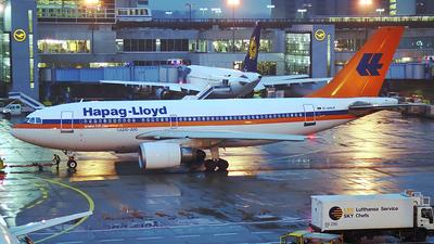 D-AHLV - Airbus A310-204 - Hapag-Lloyd