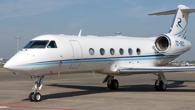 TC-REC - Gulfstream G450 - Private