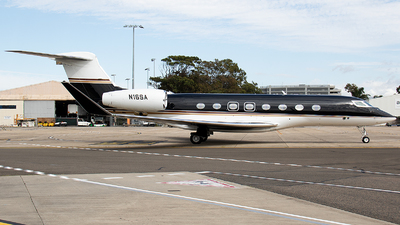 N16SA - Gulfstream G650ER - Private