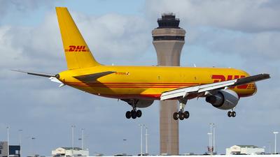 HP-2110DAE - Boeing 757-26D(SF) - DHL Aero Expresso
