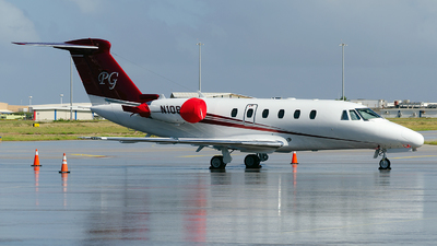 N106PG - Cessna 650 Citation VII - Private