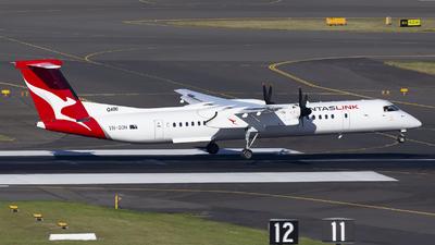VH-QOH - Bombardier Dash 8-Q402 - QantasLink (Sunstate Airlines)