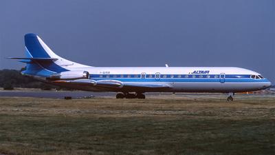 I-GISO - Sud Aviation SE 210 Caravelle 10B3 - Altair Linee Aeree